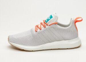 adidas Originals Swift Run Summer, Crystal White Grey One