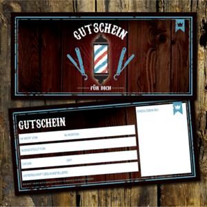 50-Barber-Gutscheinkarten-Friseur-Gutscheinkarten-NEUTRAL
