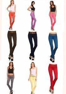 NWT-Clash-Straight-Leg-str-denim-pants-many-colors-blue-Jeans-Juniors-plus-size