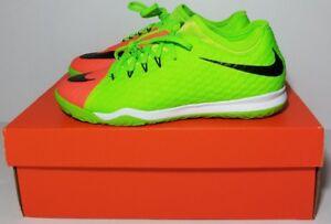 15c2e41cc NIKE HypervenomX Finale II IC Soccer Shoes 852572-308 Electric Green ...