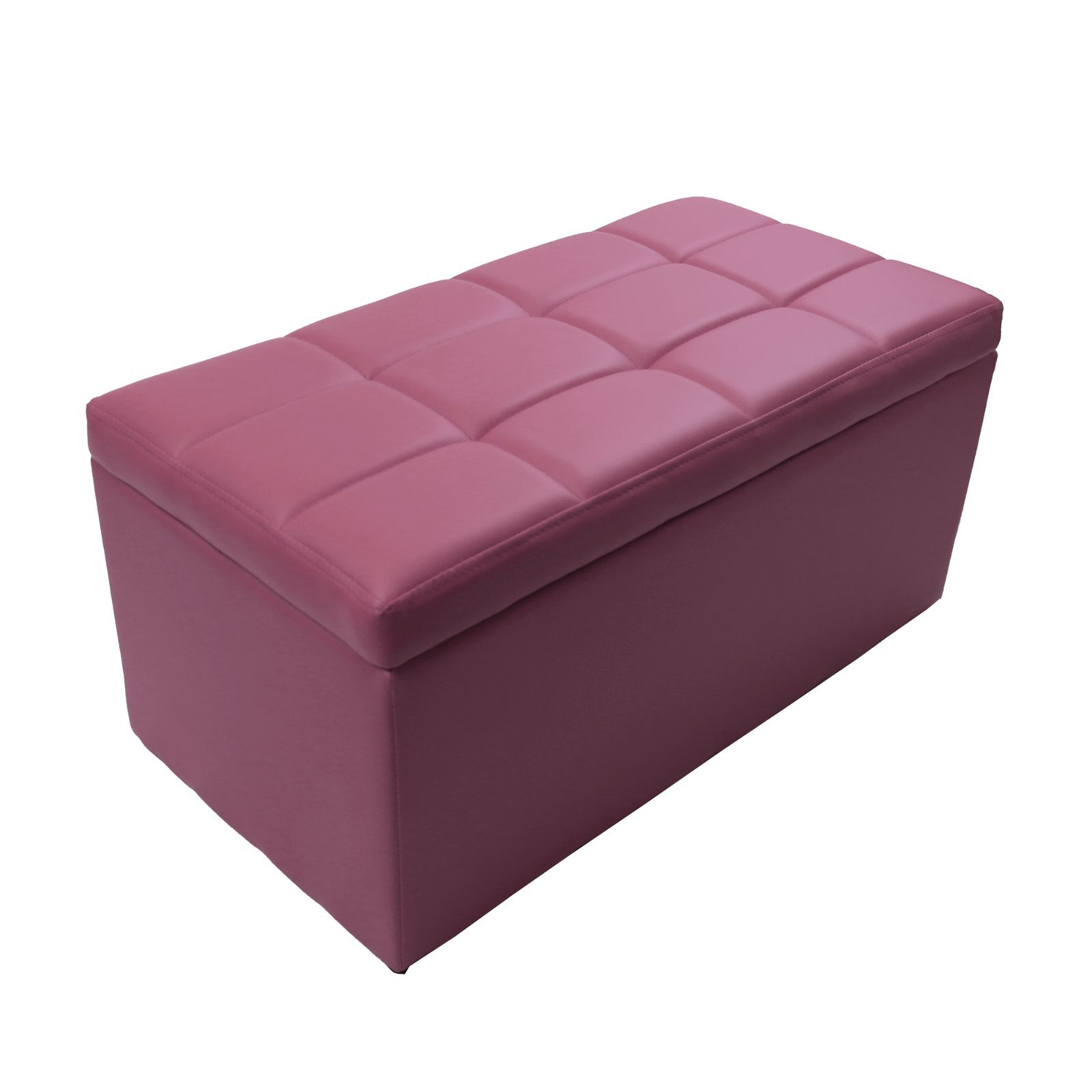 Living storage ottoman bench footstools seat table for Storage ottoman seat