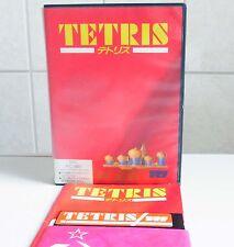 PC-88: Tetris - Bullet-Proof 1988