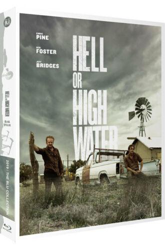 Image 51 - Hell Or High Water - Blu-ray Full Slip Case Creative Edition / The BLU