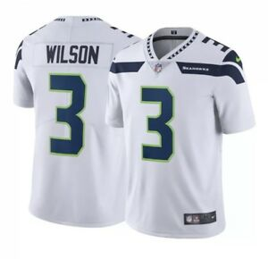 Nike Men s Away Limited Jersey Seattle Seahawks Russell Wilson  3 ... 04117cb9b