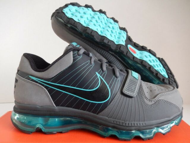 5bb738990c75 Nike Air Max TR 1 Low 2009 2013 2017 360 Dark Grey-retro Sz 9 409717 ...