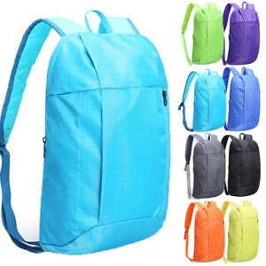 7L Waterproof Backpack Shoulder Hiking Bag Pack Outdoor Camping Travel Rucksack