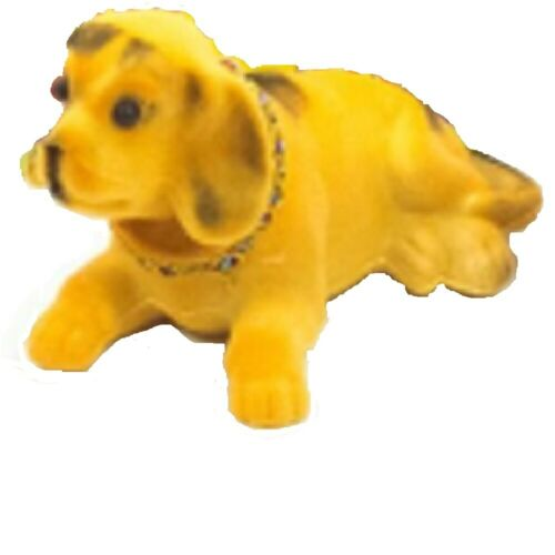 Giftworks hocher chiens 8339 Cute Animal Figure Animaux Chiot adoreable Nod Kids