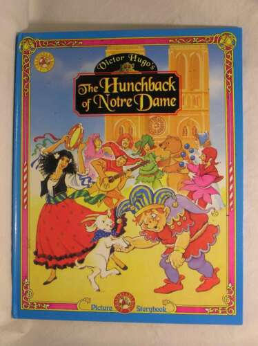 1 of 1 - The Hunchback of Notre Dame, Retold By Anne McKie, Excellent Book
