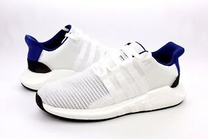 new concept 7e0cb 4252c Image is loading Adidas-EQT-Boost-Support-93-17-BZ0592-Navy-