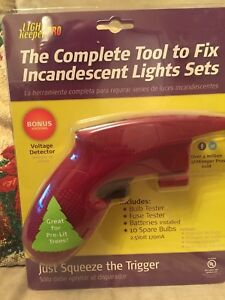 image is loading brand new light keeper pro christmas lights tester