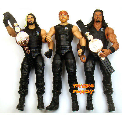 Vert WWE Mattel RUMBLER Wrestling Figure Sheamus