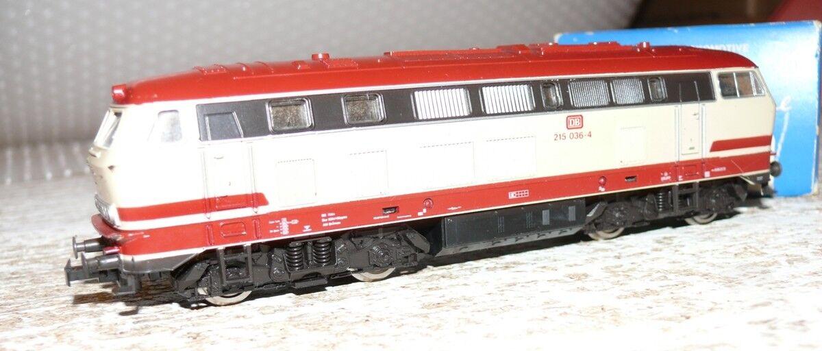 B33 ROCO 4151 C DIESEL BR 215 036-4 DB 4151b