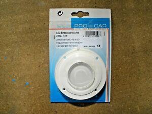 PROCAR LED-Einbausparleuchte 230V/1,4W - 57414000