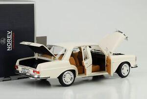 Mercedes-Benz-280-Se-Annee-1968-Limousine-W108-Ivoire-1-18-Norev-183569