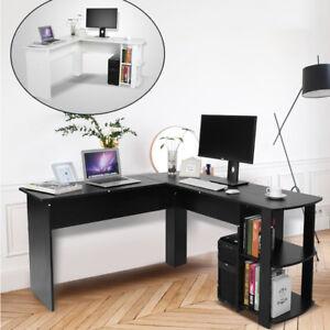computertisch pc tisch schreibtisch arbeitstisch. Black Bedroom Furniture Sets. Home Design Ideas