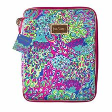 LILLY PULITZER Agenda Folio LILLY'S LAGOON LG M S Organizer for Tablet, Notebook