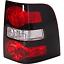 Light Right Passenger Fits 06-10 FD EXPLORER Tail Lamp