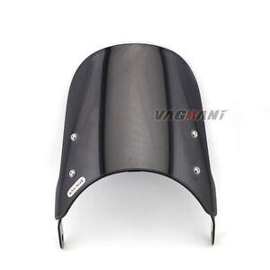 Windshield Windscreen Pare Brise For Triumph Bonneville Se T100