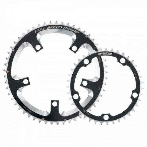 1 ring only FSA Super Chainring Road Alloy K-Force 110x50t Black
