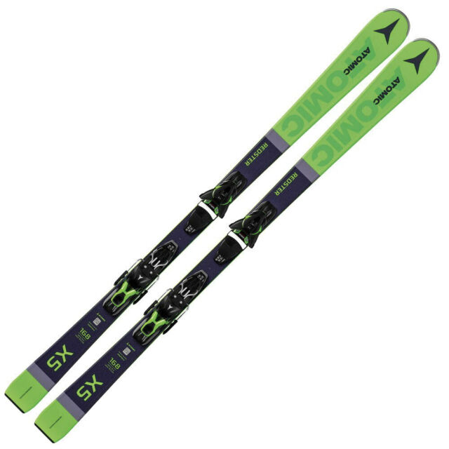 ATOMIC Herren Ski Redster X5 2020 161 Cm Ft 10 GW Bindung Montage for sale online