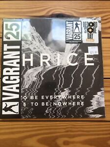 Thrice - To Be Everywhere is to Be Nowhere LP 2021 RSD Brand New