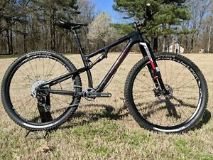Trek-Gary-Fisher-Carbon-Superfly-100-Pro-SL-MD-17-034-2013-MSRP-9-030-UPGRADED