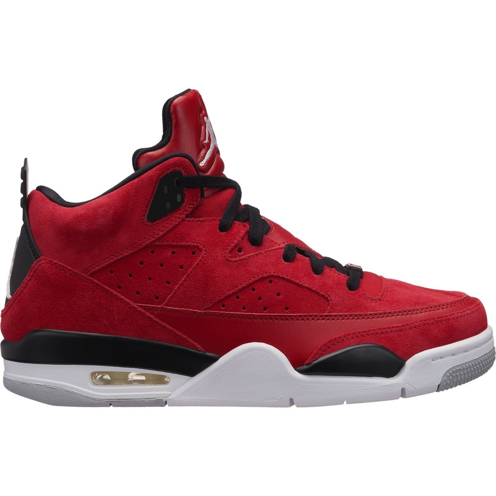 wholesale dealer a8d29 96427 ... germany nike jordan son of low 580603 603 gr.41 46 jumpman rot weiß  herrenschuhe