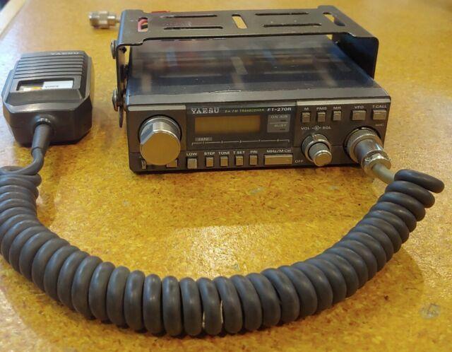 Azden Pcs 5000 2m Mobile Ham Radio Transceiver For Sale Online Ebay