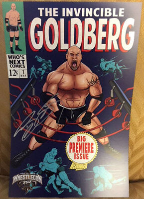 "Eric Hodson Lucha Autographed Penta el Zero M 11/"" x 17/"" Comic Book Style Print"