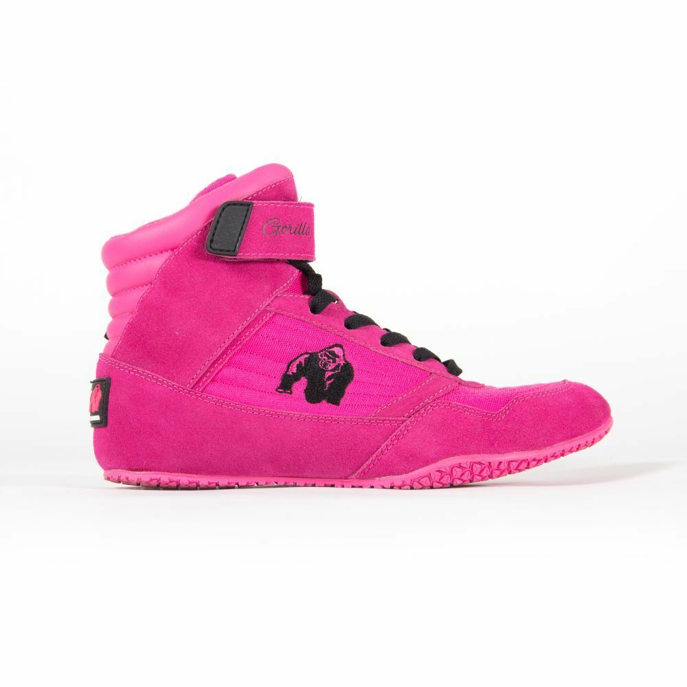 Gorilla Wear Wear Gorilla Donna High Tops rosa 04788f