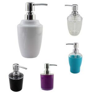 Image Is Loading Liquid Soap Dispenser Pump Bottle Shampoo Bathroom Washroom