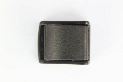 Cam Buckles Black Clip Plastic Waist Belt Rucksacks Straps Replacement All Sizes