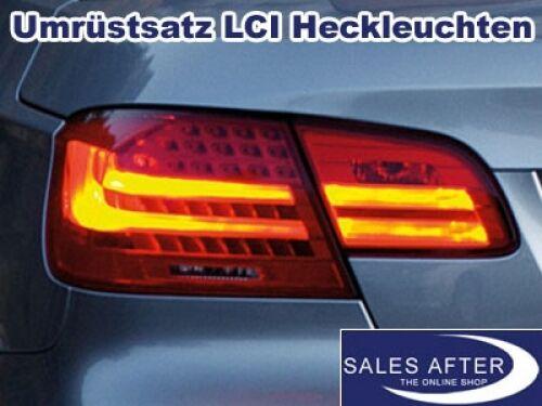 Original BMW E92 Coupe Umrüstsatz LED Heckleuchten Rückleuchten LCI Facelift