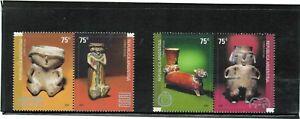 (2000) Gj.3101-4. Archéologie. Comoplete 4-stamp Set. Neuf Sans Charnière. Excellent état.-afficher Le Titre D'origine
