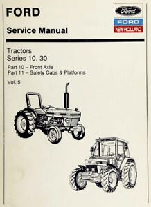 Ford-New-Holland-Ford-Tractor-Service-Manual-Series-10-30-Vol-5-Digital-Form