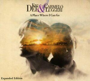 Kiki Dee & Carmelo Luggeri - A Place Where I Can Go (2015)  2CD NEW SPEEDYPOST
