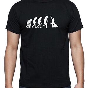 EVOLUTION DER TANGO T-SHIRT XL XXL XXXL ARGENTINA FORMELLE SCHUHE HERREN DAMEN