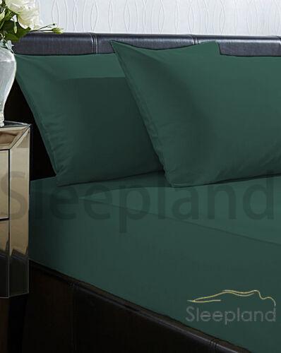 """100/% algodón peinado térmica flanelita hojas de cama equipada 12/"""" de profundidad extra pesado"""