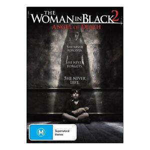The-Woman-in-Black-2-Angel-of-Death-DVD-New-Phoebe-Fox-Helen-McCrory