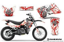YAMAHA TTR90 CREATORX GRAPHICS KIT DECALS SAMURAI RW