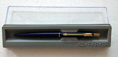 Set of 3 Parker Classic Matte Navy Blue GT Ball Pens Ballpoint Pens New Blue ink