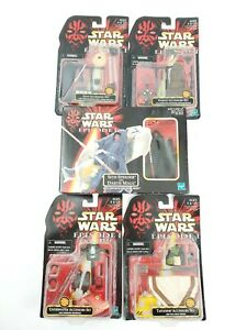 Star-Wars-Episode-1-Sith-Speeder-Darth-Maul-Accessory-Set-Naboo-Tatooine-New