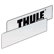 Thule Bike Carrier Number Plate (9762) - Single