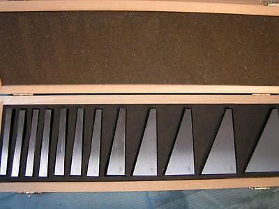 12-piece Precision Angle Block Set