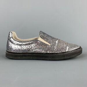 MAISON MARTIN MARGIELA Size 10 Silver