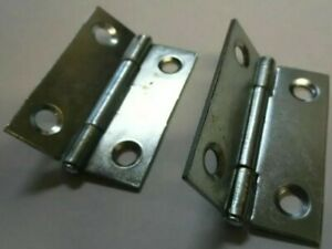 Abru Loft Ladder Aluminium 2 & 3 Section Spare Replacement Trapdoor Hinges