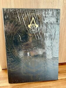 Assassins Creed Origins Limited Collectors Edition Guide Lösungsbuch Neu!English