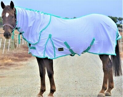 Luxe Mesh Fly Sheet Paddock Horse Rug