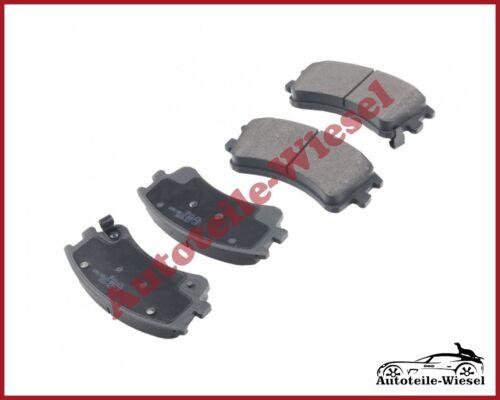 SRL Bremsbeläge Vorne für MAZDA 6 GG 6 GY