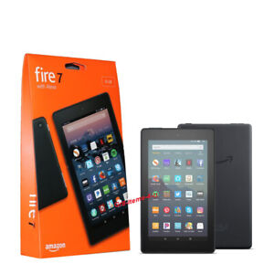 Details about Amazon Kindle Fire Tablet 16 gb 7th Generation 2019 Alexa 7